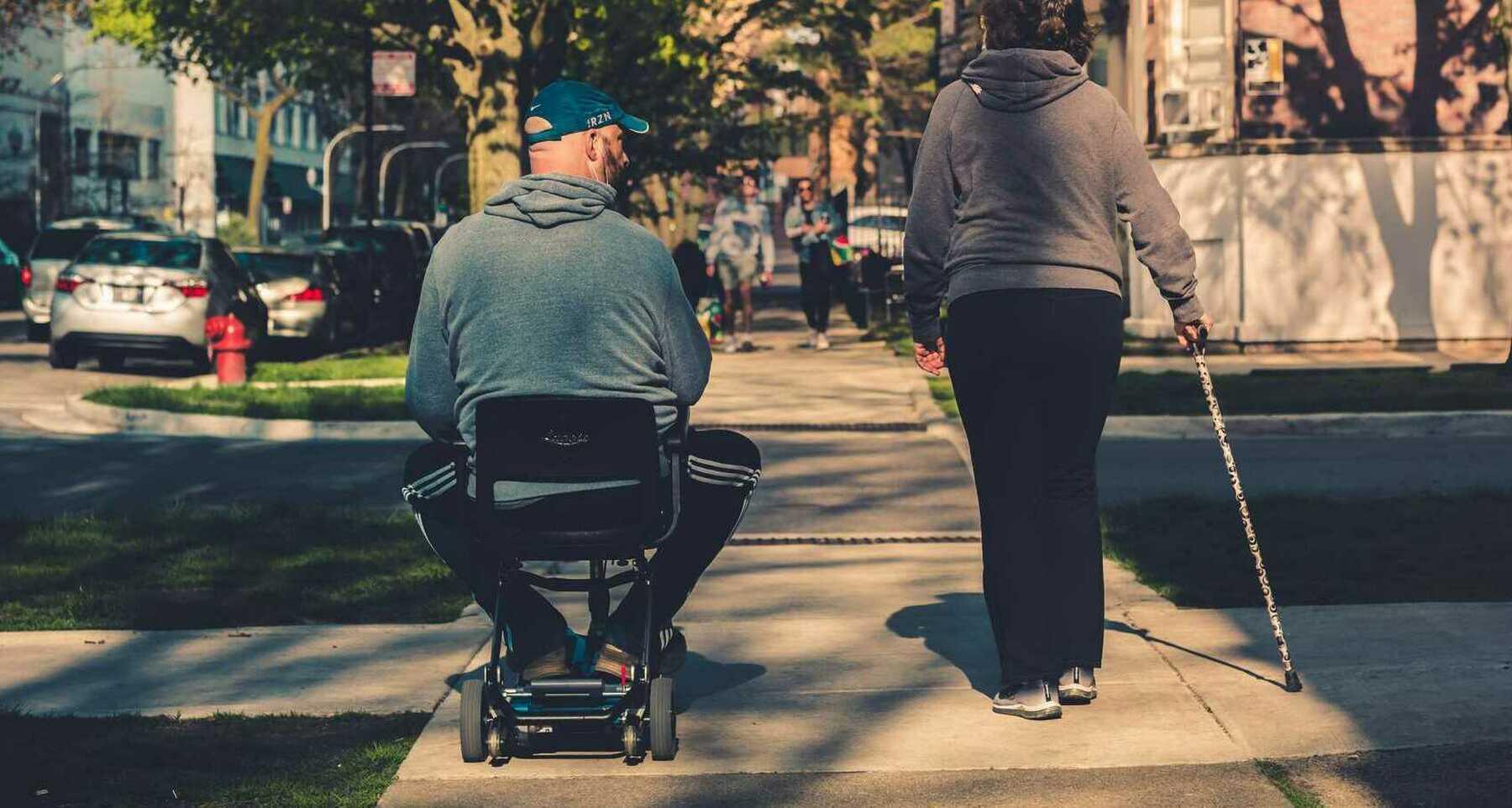 Internationale dag voor personen met een handicap