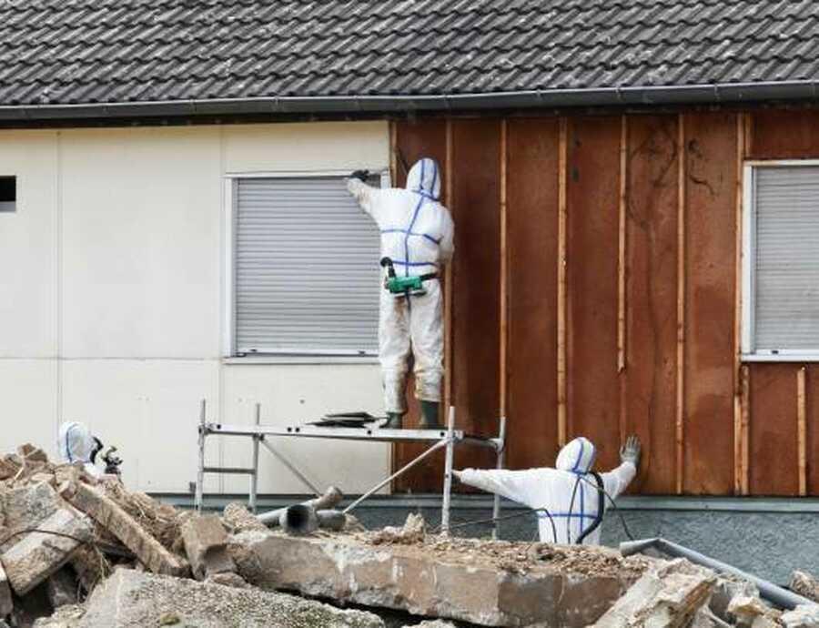 Europees parlement wil betere bescherming tegen blootstelling aan asbest