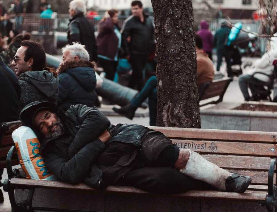 EU wil een einde maken aan dakloosheid tegen 2030